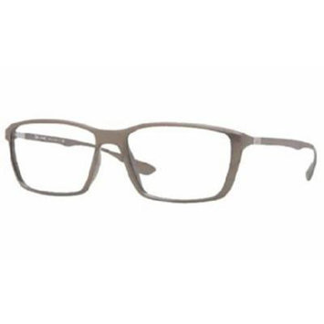 Ray-Ban Glasses 7018 5205 Brown 7018 Wayfarer Sunglasses