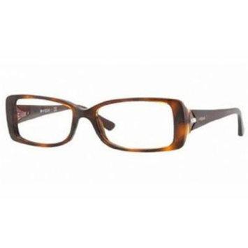 Vogue VO2807B Eyeglasses-1553 Light Havana-53mm