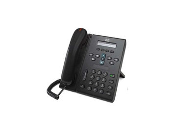CISCO SYSTEMS Unified IP Phone 6921 Charcoal