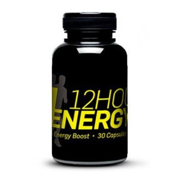 12 Hour Energy , Controlled Release Energy Capsules