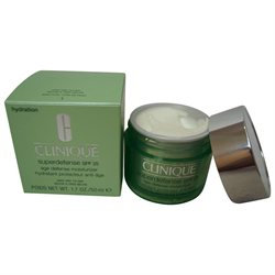 Clinique Superdefense SPF 25 Age Defense Moisturizer for Very Dry to Dry Skin
