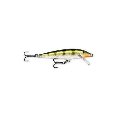 Rapala Original Floater 13 Yellow Perch, Size- 5.25) 031532 RAPALA