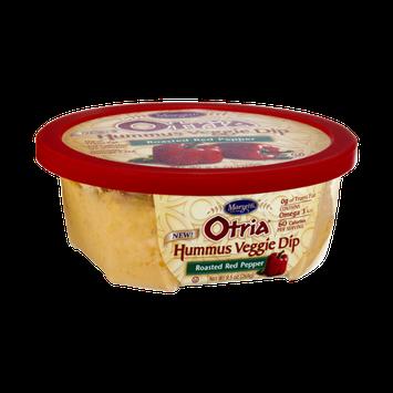 Marzetti Otria Roasted Red Pepper Hummus Veggie Dip