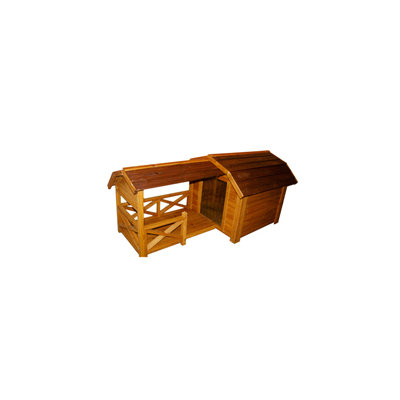 Merry Products MPL001 Dog House - Barn