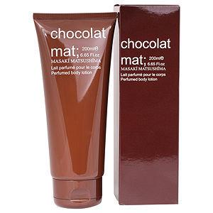 Masaki Matsushima Chocolate Mat Body Lotion 200ml, 7 oz