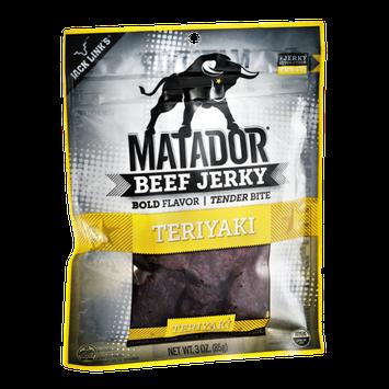 Jack Link's Matador Teriyaki Flavor Beef Jerky