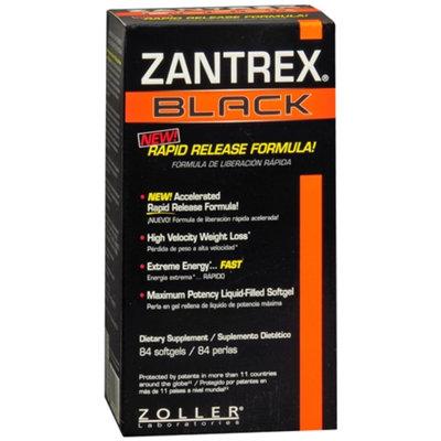 Zantrex-3 Black Rapid Release Liquid Gels