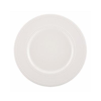 Kate Spade New York kate spade new york Dinnerware, Fair Harbor White Truffle Dinner Plate
