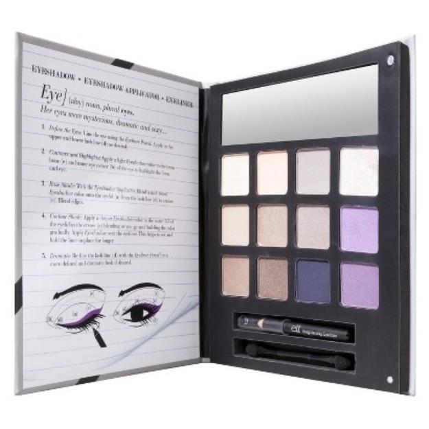 e.l.f. Beauty Eye Book - Everyday