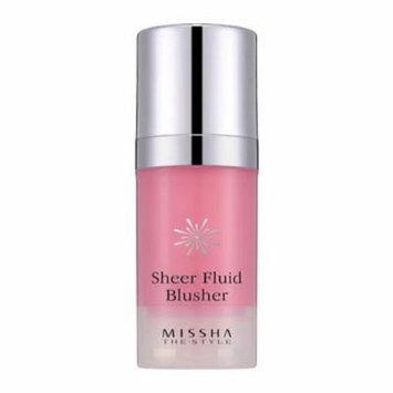 [Missha] the Style Sheer Fluid Blusher_10ml #2 Morning Rose
