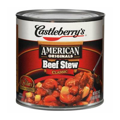 Castleberry's American Originals Classic Beef Stew