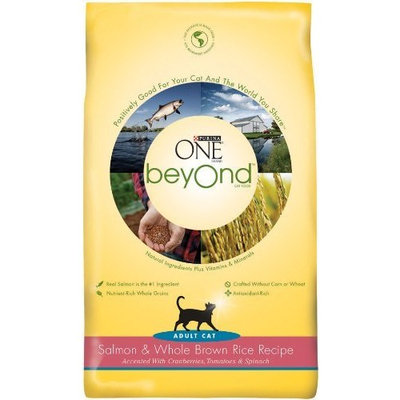 PURINA ONE® Beyond Salmon & Whole Brown Rice Cat Food
