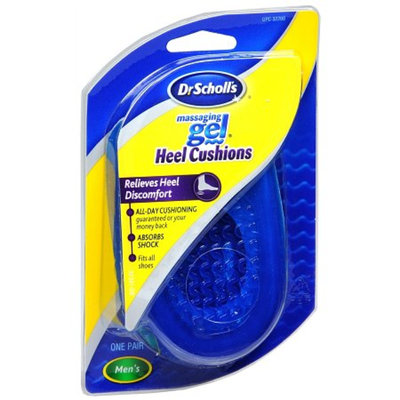 Dr. Scholl's Men's Gel Heel Cushion for all Shoes