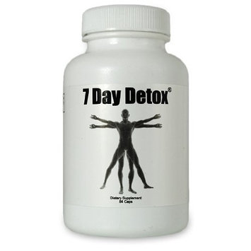 7 DAY Detox - Colon Cleanse - Diet Pill - Weight Loss - Fat Burner