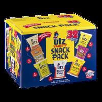 Utz Variety Snack Pack - 32 CT