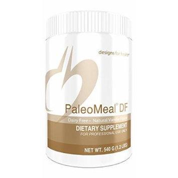 Designs for Health PaleoMeal DF Vanilla , 540 grams