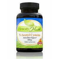 NAC N-Acetyl Cysteine , 600mg 100 Capsules , Glutathione Precursor Key Antioxidant , Liver Detox Supplement