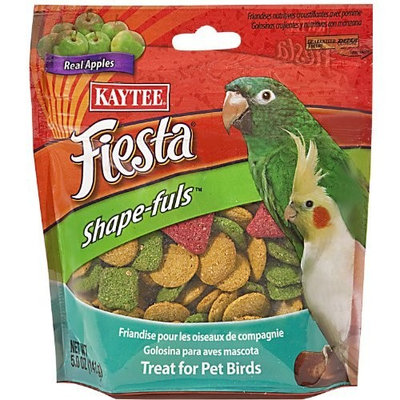 Kaytee Forti Diet Pro Health Egg Treat for Large Bird, 4.75-Ounce Bag