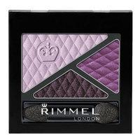 Rimmel Glam' Eyes Trio Eye Shadow, Sumptuous Tourmaline, .15 oz