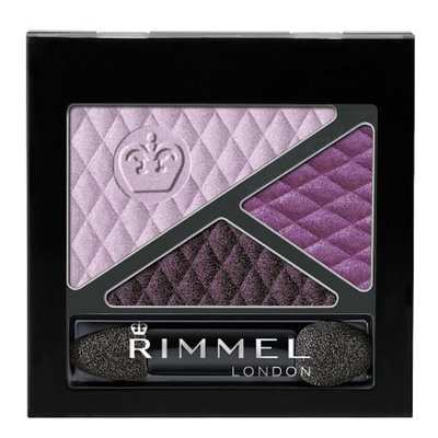 Rimmel Glam' Eyes Trio Eye Shadow, Sumptuous Tourmaline, .15 oz