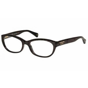 Coach Womens Kristin Butterfly Fashion Reading Glasses Black