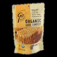 Go Naturally Organic Hard Candies Honey