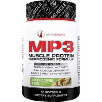 Image Sports - MP3 Muscle Protein Thermogenic Formula - 60 Softgels