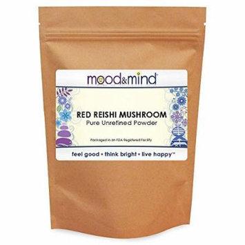 Red Reishi Mushroom Powder 1 lb./16 oz. (448g.) Pesticide Free