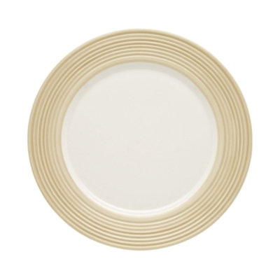 Lenox Tin Can Alley Seven Degree Khaki Accent Plate