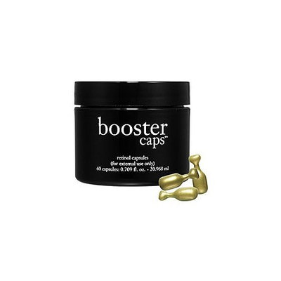 Philosophy Booster Caps 60 Retinol Capsules From Makeup Optional Kit
