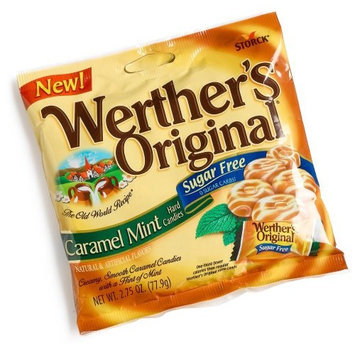 Werther's Original Caramel Mint Sugar Free