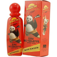 Kids Kung Fu Panda Kung Fu Panda by Dreamworks For Women. Eau De Toilette Spray 2.5-Ounces