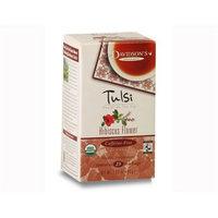 Davidson's Tea Davidson Organic Tea 2556 Tulsi Hibiscus Flower Tea Box of 25 Tea Bags