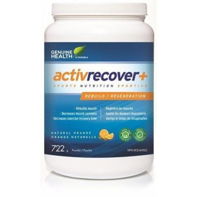 ActivRecover WHEY BASED Orange (722g) active recovery Brand: Genuine Health