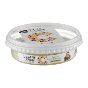 Cat Cora's Kitchen Traditional Garlic Hummus
