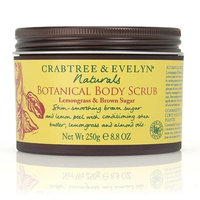 Crabtree Eveleyn Crabtree & Evelyn Naturals Botanical Body Scrub - Lemongrass & Brown Sugar - 8.8 oz / 250 g