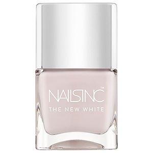Nails Inc. Nails Inc The New White, White Horse Street, White