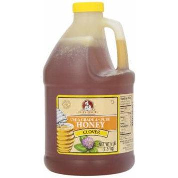 Chef's Quality Clover Honey, 5 Pound