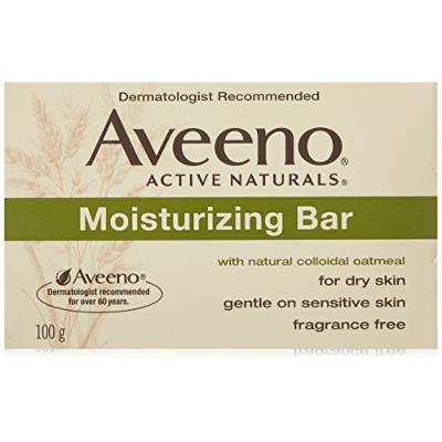Aveeno Moisturizing Body Bar - Fragrance Free - 3.5 oz