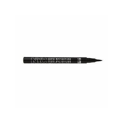NYC High Definition Liquid Eyeliner, (Black #891)