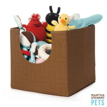 Martha Stewart PetsA Pet Toy Storage Bin
