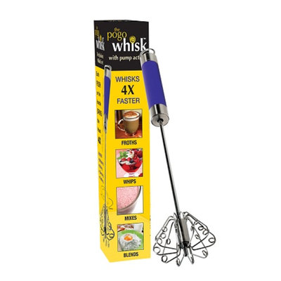 The Pogo Whisk