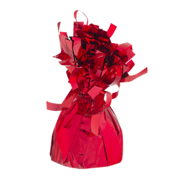 Beistle Balloon Weight Red