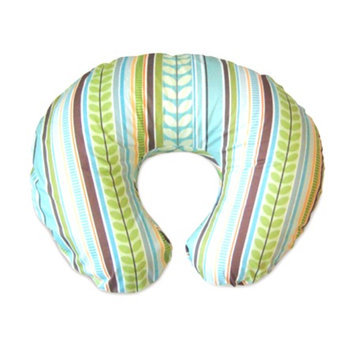 Boppy Bare Naked Pillow with Slipcover - Park Hill by