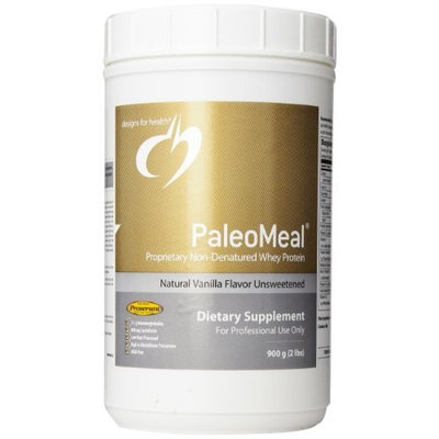 Designs for Health - PaleoMeal Vanilla Powder 900gm Health and Beauty