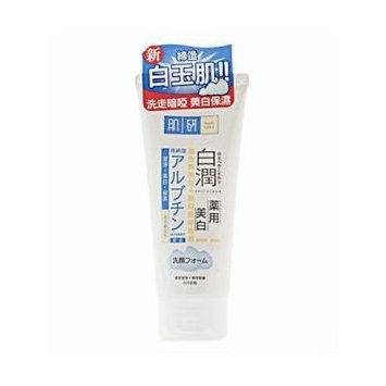 Hadalabo Japan shirojyun Medicated Arbutin & HA Whitening Cleansing Foam 100g