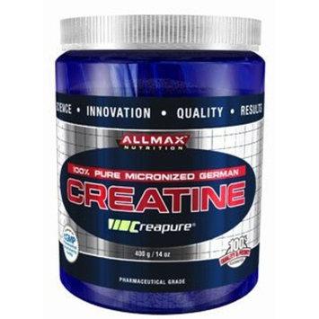 AllMax Nutrition - Creatine Monohydrate Powder - 400 Grams
