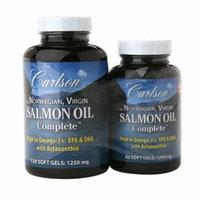 Carlson Salmon Oil 1250mg