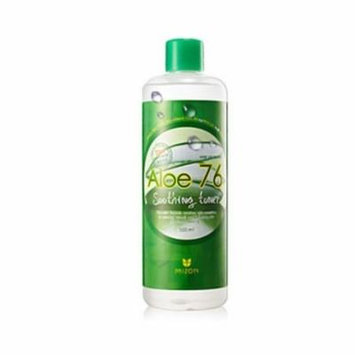[Mizon] Aloe 76 Soothing Toner 500ml