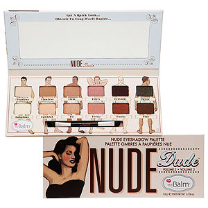 Thebalm the Balm Nude Dude Palette